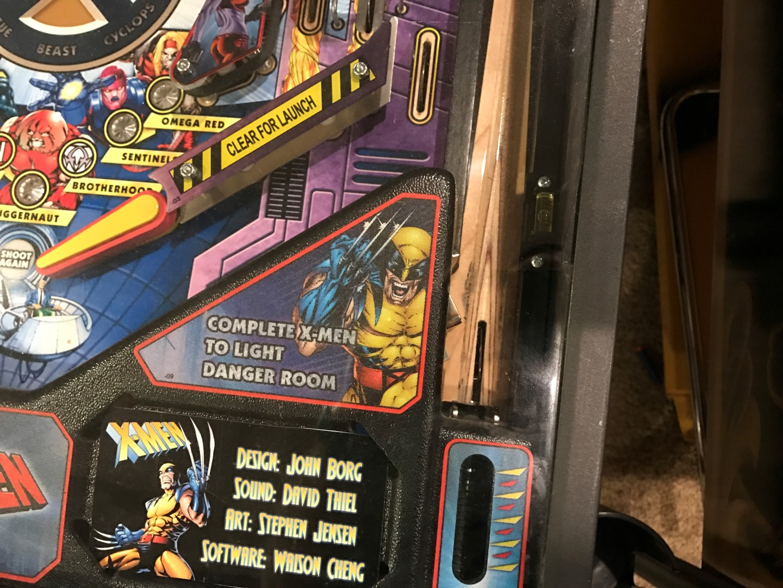 X-Men Pinball Pro